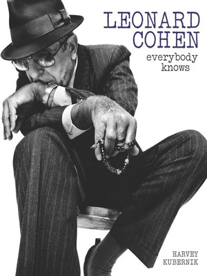 cover image of Leonard Cohen