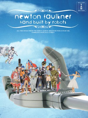cover image of Newton Faulknew Hand Built by Robots