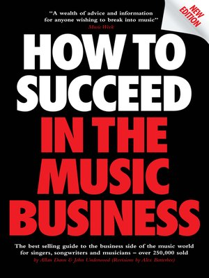 cover image of How To Succeed in the Music Business