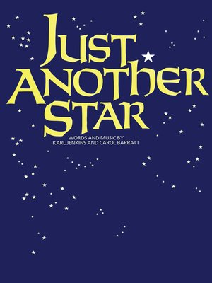 cover image of Just Another Star - Karl Jenkins & Carol Barratt