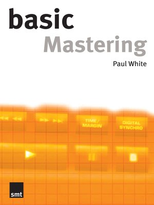 cover image of Basic Mastering