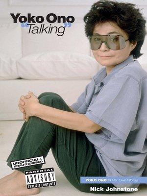 cover image of Yoko Ono