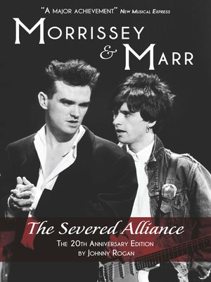cover image of Morrissey & Marr