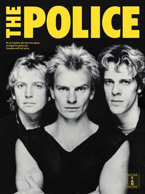 cover image of The Police: Greatest Hits