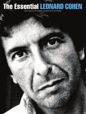 cover image of The Essential Leonard Cohen