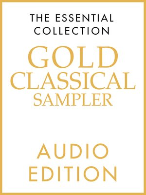 cover image of The Essential Collection: Gold Classic Sampler