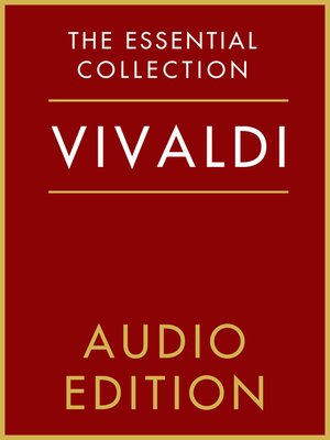 cover image of The Essential Collection: Vivaldi Gold