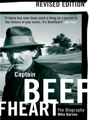 cover image of Captain Beefheart