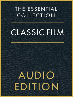 cover image of The Essential Collection: Classic Film Gold