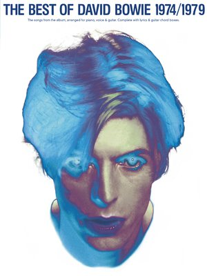 cover image of Best of David Bowie 1974/79 (PVG)
