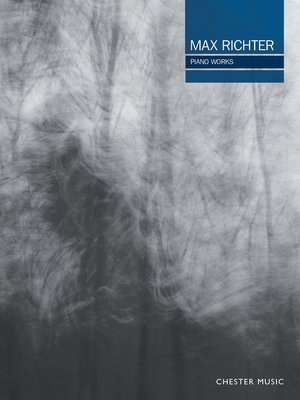 cover image of Max Richter: Piano Works
