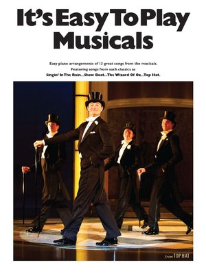 cover image of It's Easy To Play Musicals