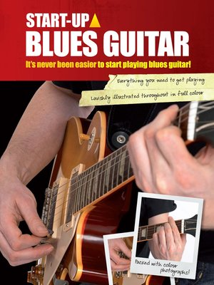 cover image of Start-Up Blues Guitar