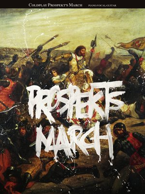 cover image of Coldplay: Prospekt's March