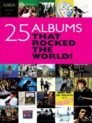 cover image of 25 Albums That Rocked the World