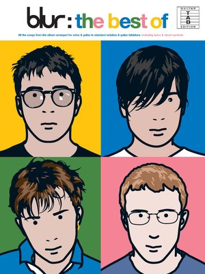 cover image of Blur: The Best Of