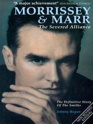 cover image of Morrissey and Marr