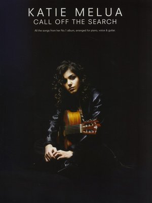 cover image of Katie Melua: Call Off The Search