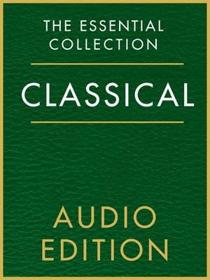 cover image of The Essential Collection: Classical Gold