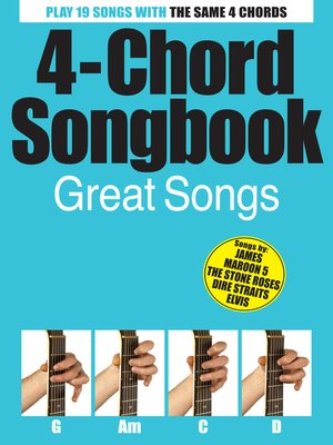 cover image of 4-Chord Songbook: Great Songs
