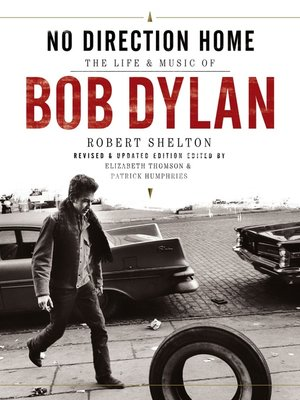 cover image of Bob Dylan