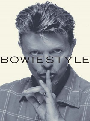 cover image of Bowie Style