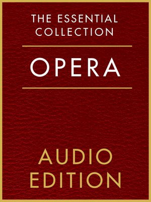 cover image of The Essential Collection: Opera Gold