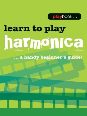 cover image of Playbook: Learn to Play Harmonica