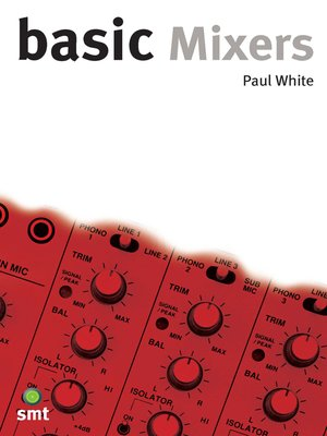 cover image of Basic Mixers