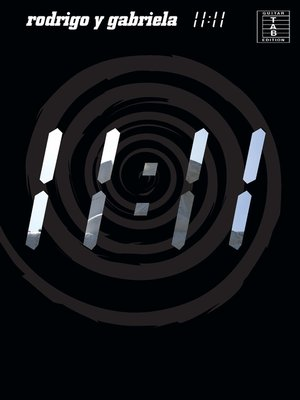 cover image of Rodrigo Y Gabriela 11:11