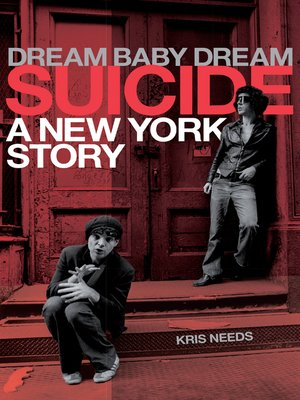 cover image of Dream Baby Dream Suicide