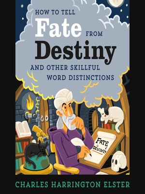 cover image of How to Tell Fate from Destiny