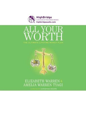 cover image of All Your Worth : The Ultimate Lifetime Money Plan