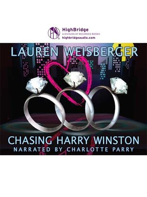 cover image of Chasing Harry Winston
