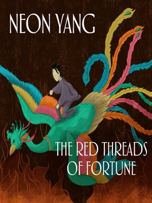 cover image of The Red Threads of Fortune