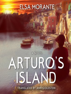 cover image of Arturo's Island