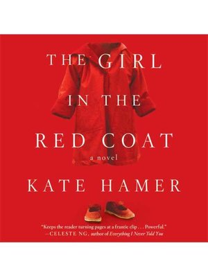 cover image of The Girl in the Red Coat
