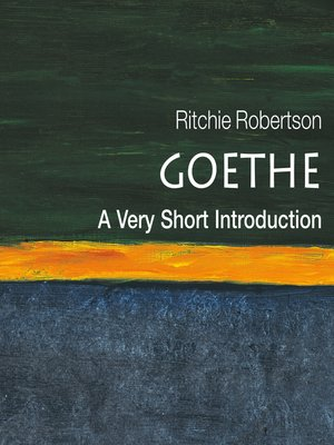 cover image of Goethe