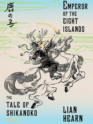 cover image of Emperor of the Eight Islands