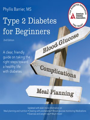 cover image of Type 2 Diabetes For Beginners
