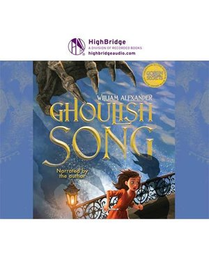 cover image of Ghoulish Song