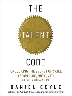cover image of The Talent Code