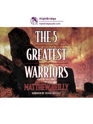 cover image of The 5 Greatest Warriors
