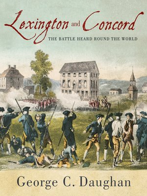 cover image of Lexington and Concord
