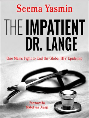 cover image of The Impatient Dr. Lange