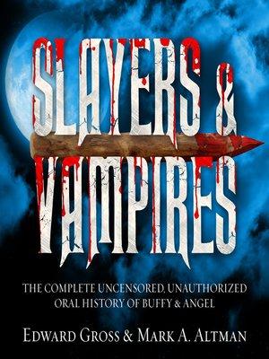 cover image of Slayers & Vampires