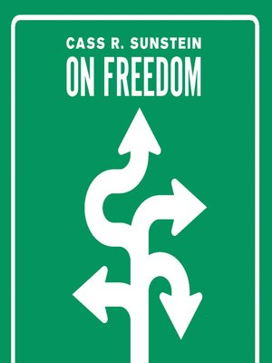 cover image of On Freedom