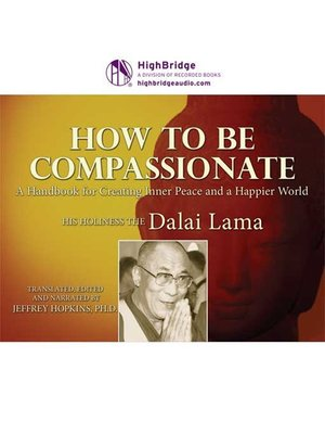 cover image of How To Be Compassionate