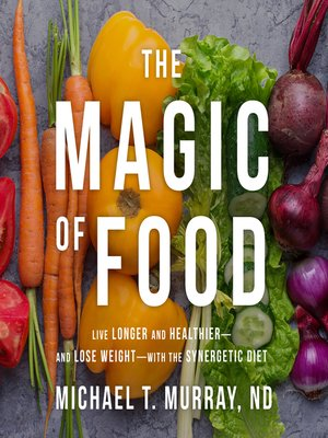 cover image of The Magic of Food