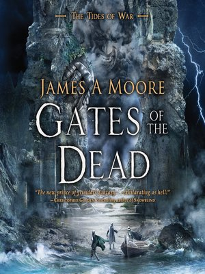 cover image of Gates of the Dead--Tides of War Book III